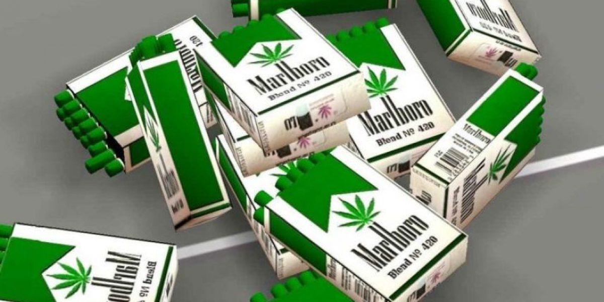Así se gestó broma de los cigarrillos de marihuana en cajetilla que engañó al mundo
