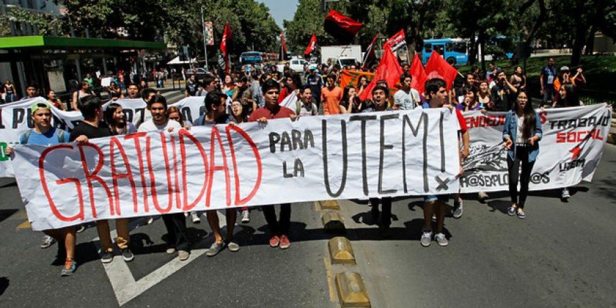 """Ues estatales excluidas podrán optar a la gratuidad con plan de """"acompañamiento"""""""