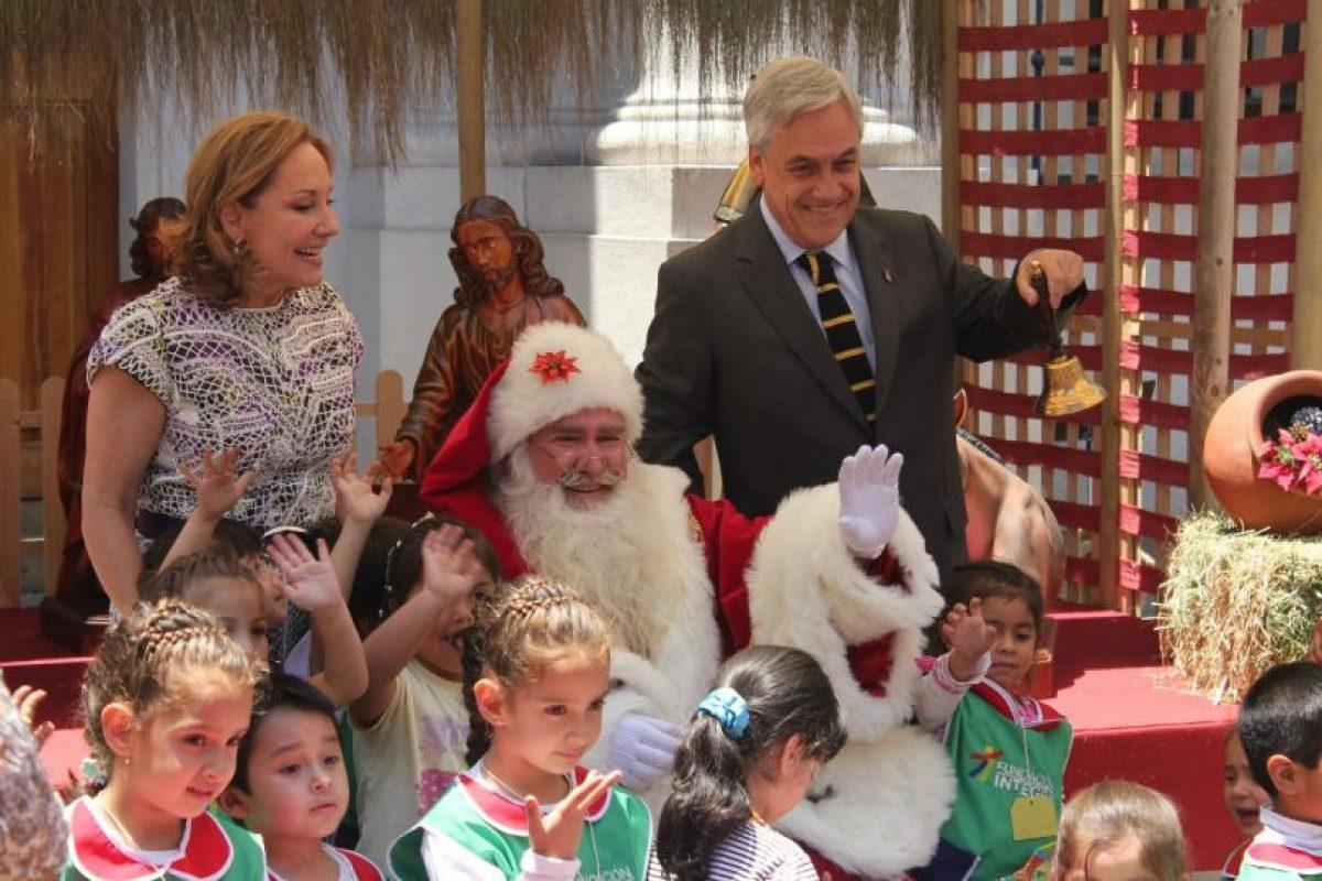 También se ha reunido con políticos Foto:Captura Facebook. Imagen Por: