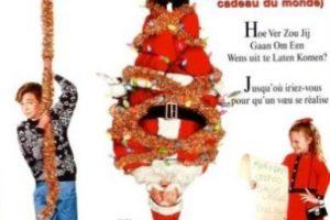 4- El mejor regalo. Ethans están a punto de casarse de nuevo. Cuando Hallie va a visitar a Santa Claus, ella pide un regalo inusual -que quiere a sus padres juntos de nuevo. Foto:vía Netflix. Imagen Por: