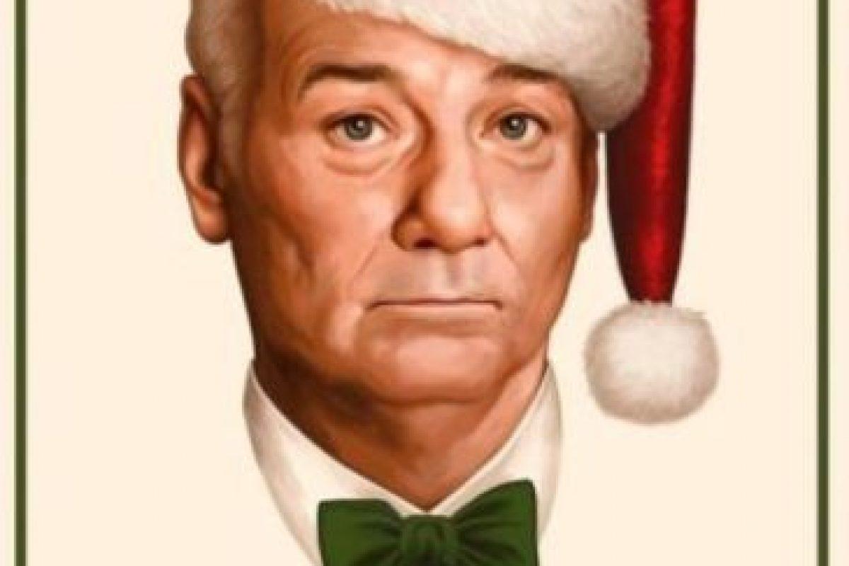 2- Una Navidad con Murray. Dirigido por Sofia Coppola y protagonizado por Bill Murray, A Very Murray Christmas es un programa original de Netflix plagado de estrellas y de música. Foto:vía Netflix. Imagen Por: