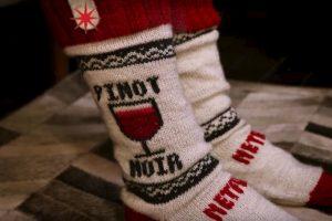 Las calcetas tienen un sensor en la parte interior. Foto:Netflix. Imagen Por: