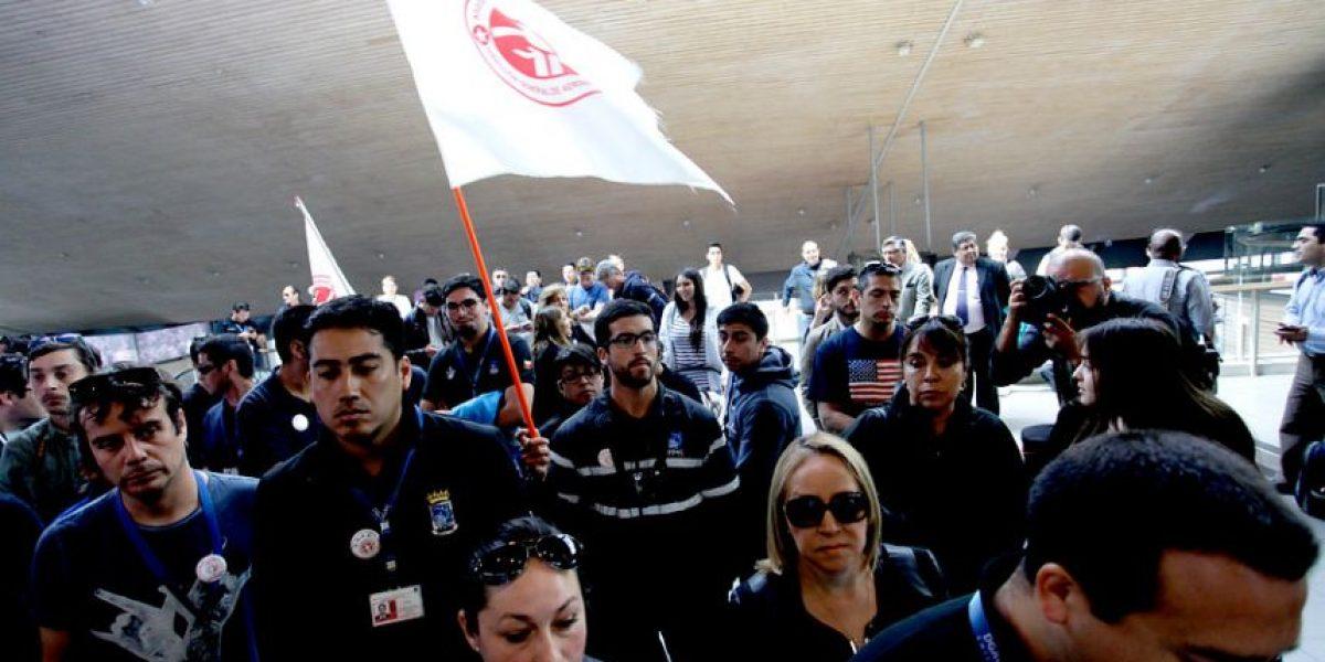 Paro de Dgac: movilizaciones podrían extenderse por 48 horas pese a anuncio de descuentos