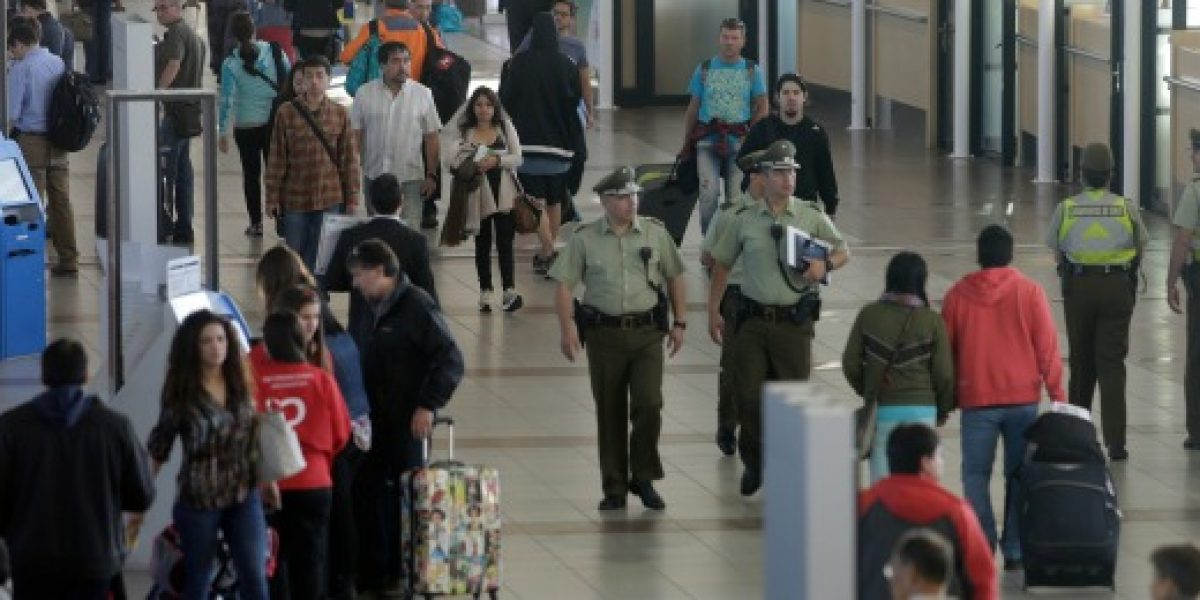 Vuelos están suspendidos sólo en Isla de Pascua por paro de la DGAC