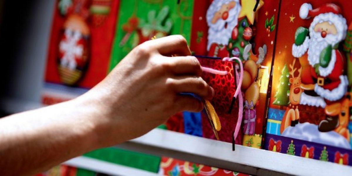 Estos es lo que van a gastar las familias chilenas para esta Navidad