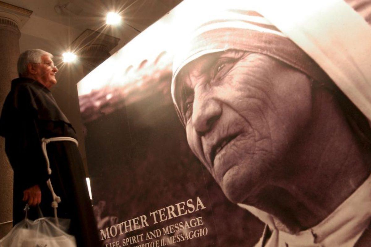 La influencia de la Madre Teresa de Calcuta Foto:Getty Images. Imagen Por: