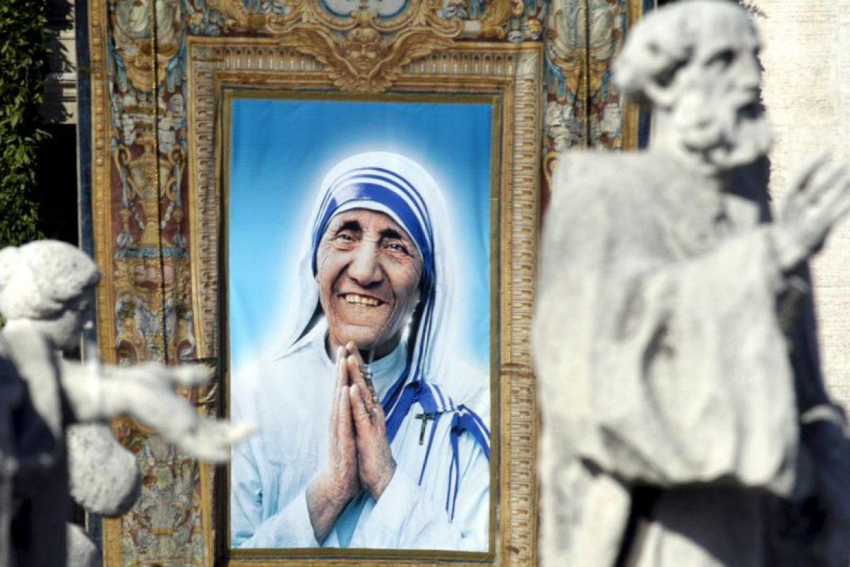 La Madre Teresa de Calcuta fue beatificada en 2003 Foto:Getty Images. Imagen Por: