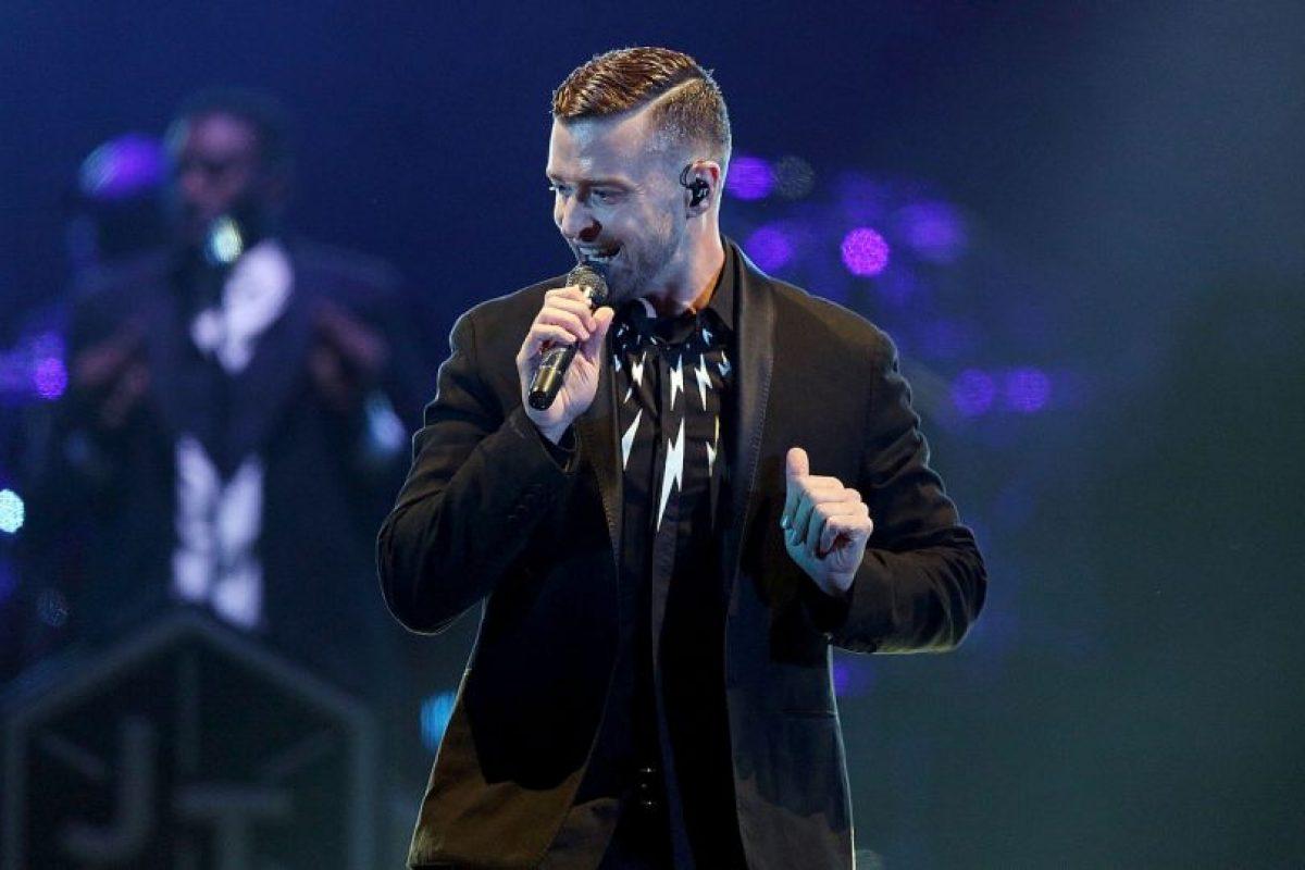 SexyBack de Justin Timberlake Foto:Getty Images. Imagen Por: