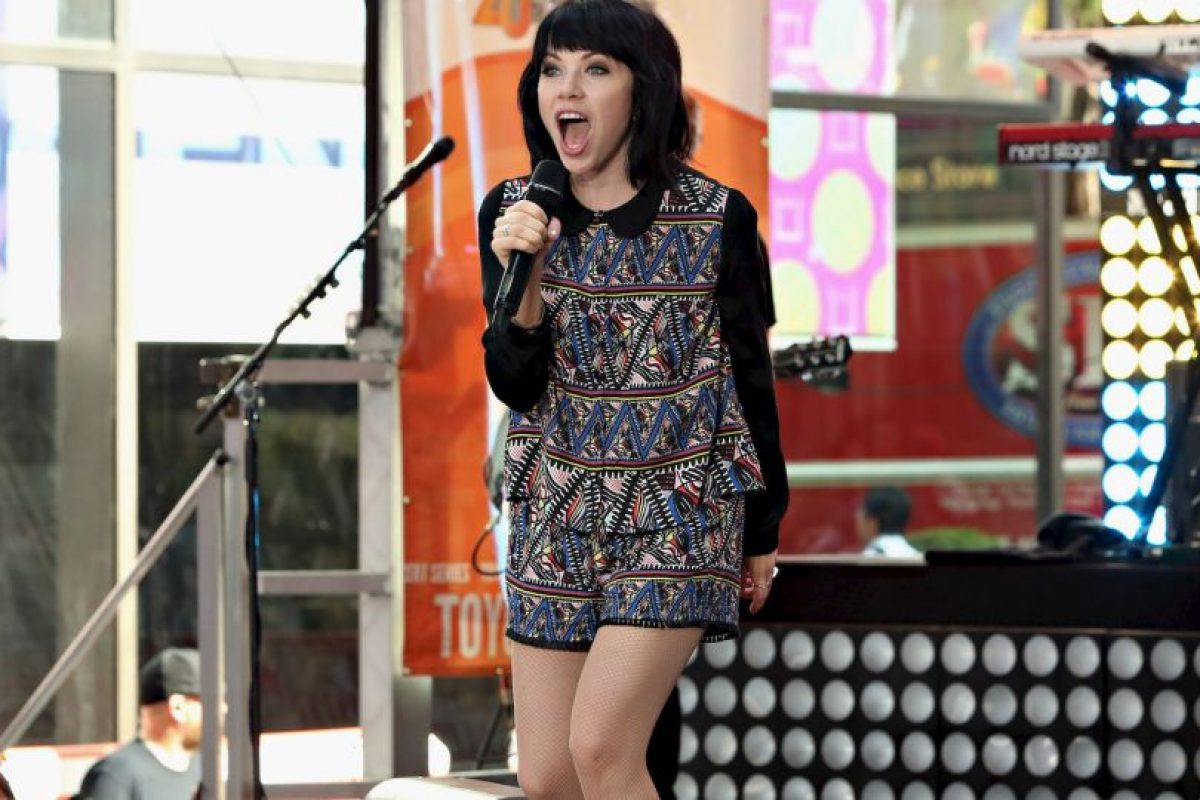 Call Me Maybe de Carly Rae Foto: Getty Images. Imagen Por:
