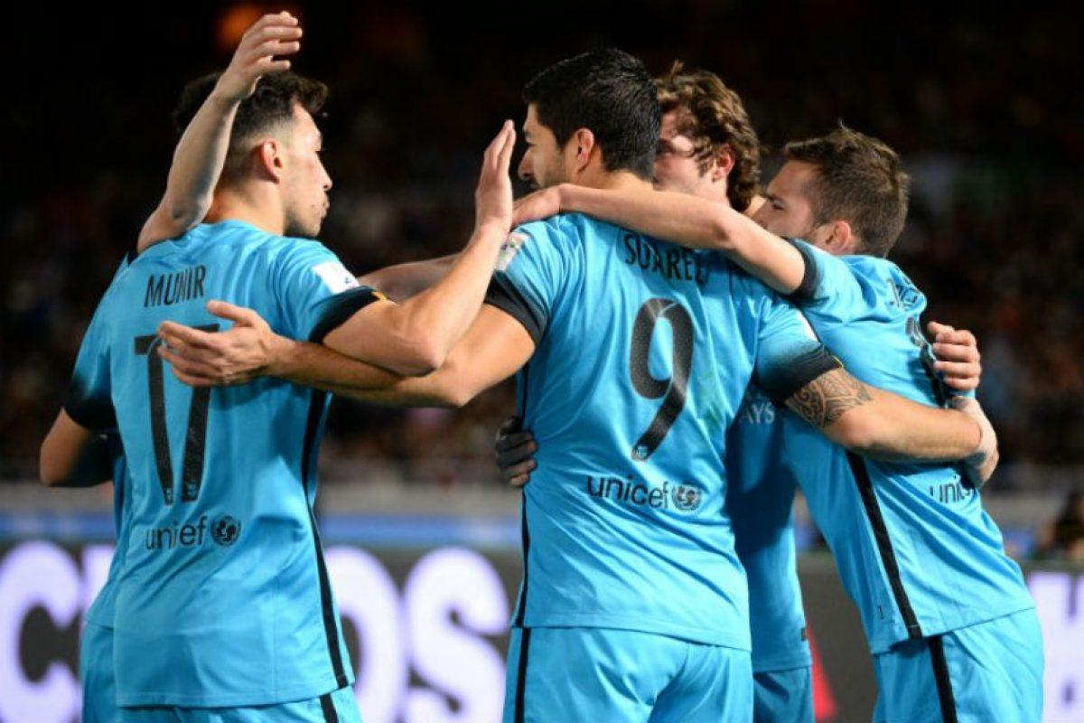 1. Es la quinta final consecutiva que disputan los campeones de la Champions y la Libertadores Foto:Getty Images. Imagen Por: