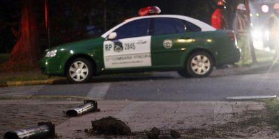 Vitacura: camioneta atropelló a joven y conductor se dio a la fuga