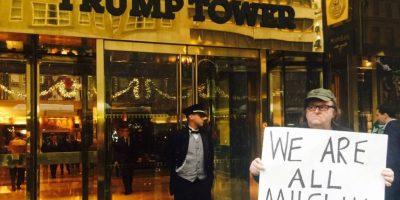 #TodosSomosMusulmanes: la carta de Michael Moore a Donald Trump