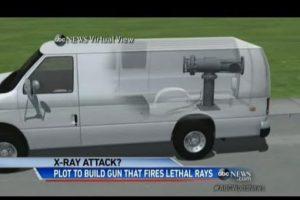 Ambos planeaban diseñar un arma compuesta por un dispositivo de rayos X. Foto:Vía Youtube. Imagen Por:
