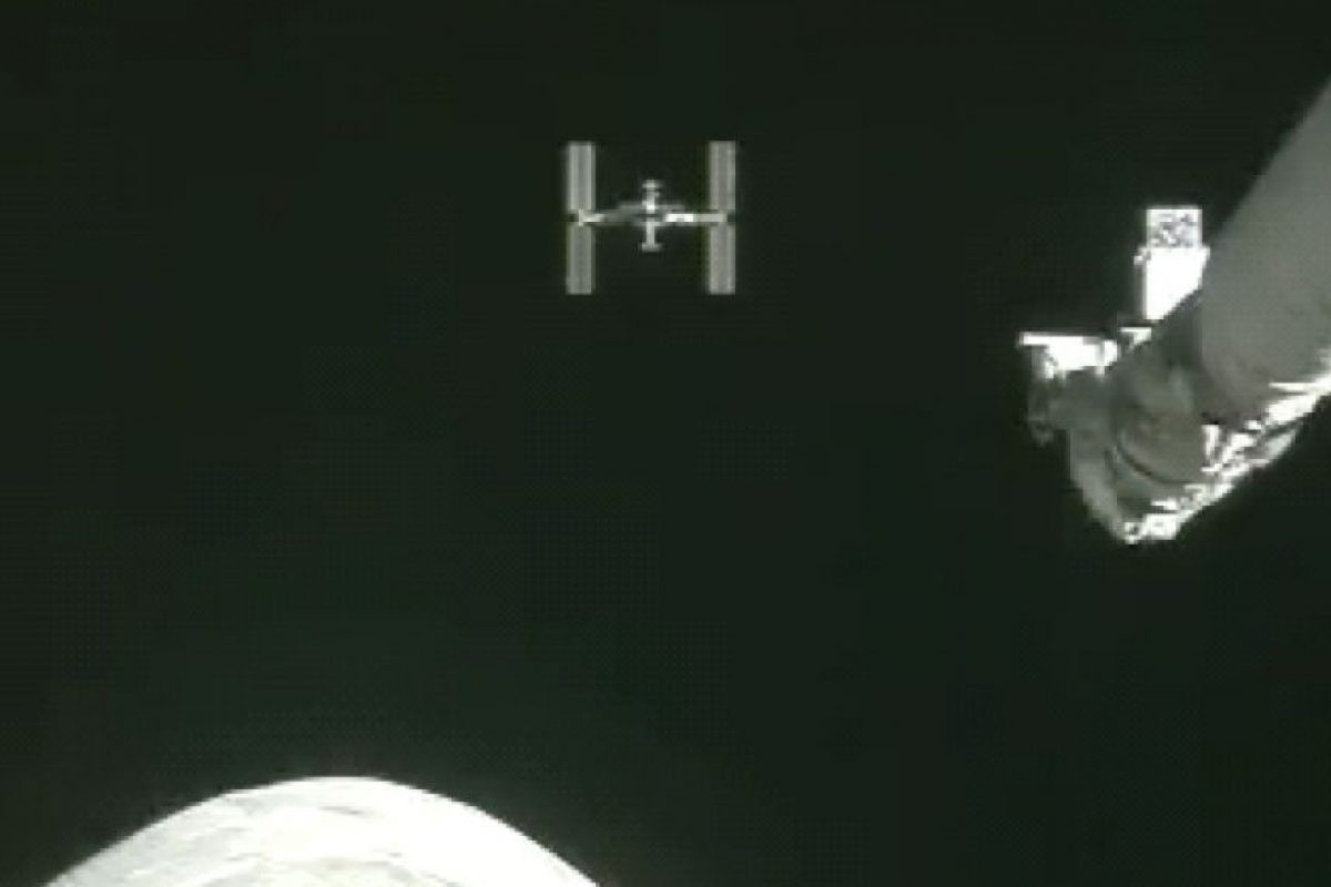 Parecidas levemente a esta fotografía de la Estación Espacial Internacional. Foto:Vía nasa.gov. Imagen Por: