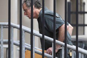 Eric Feight, de 57 años, quería matar musulmanes. Foto:AP. Imagen Por: