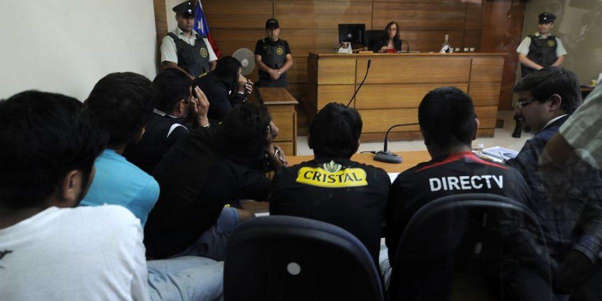 Dejan en libertad a hincha formalizado por incidentes en partido Wanderers-Colo Colo