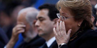 Presidenta Bachelet se emociona en misa fúnebre de asesinado subcomisario PDI