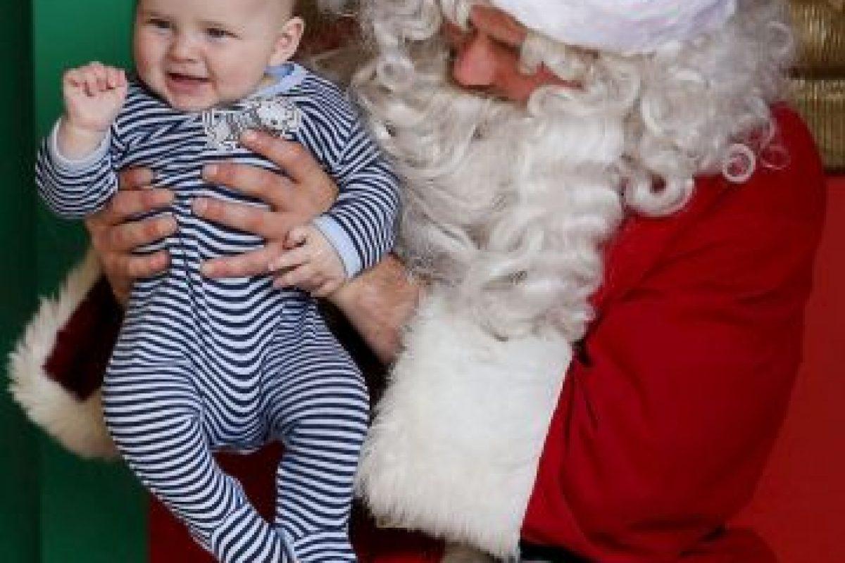En algunos países es conocido como Papá Noel. Foto:Getty Images. Imagen Por: