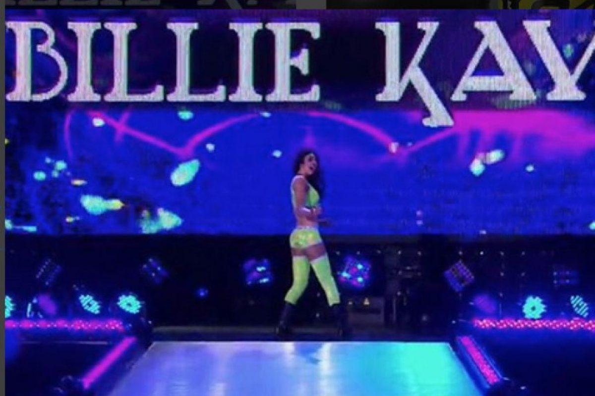 Billie Kay Foto:WWE. Imagen Por: