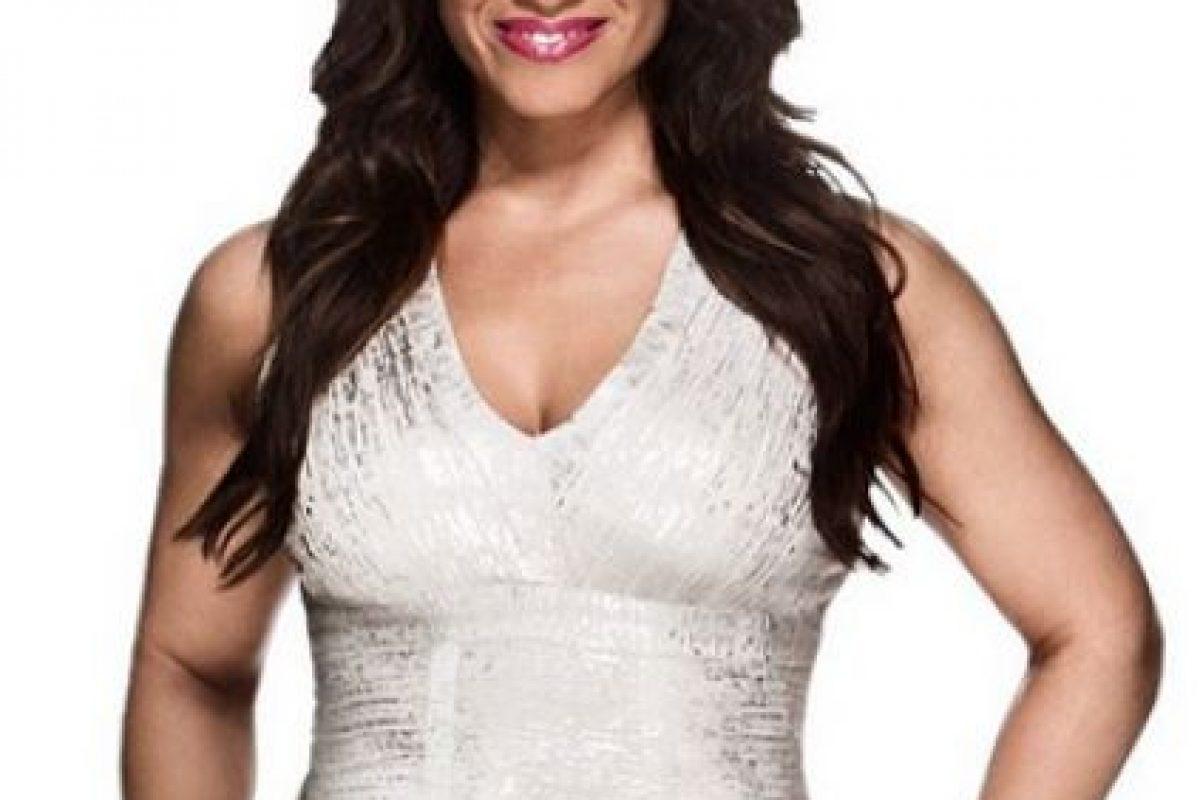 La modelo ahora es presentadora de NXT Foto:WWE. Imagen Por: