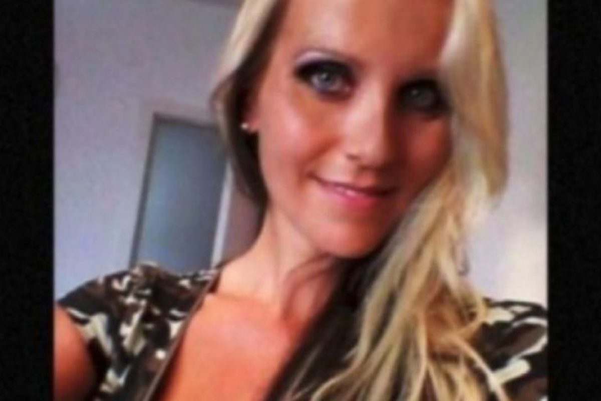 Julia Pink era profesora y estrella de cine para adultos Foto:Facebook.com/Julia.blond. Imagen Por: