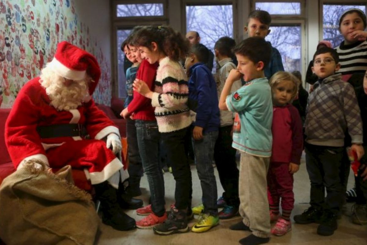Recientemente, visitó un campo de refugiados. Foto:Getty Images. Imagen Por: