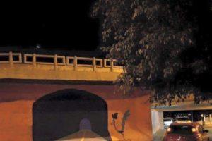 Así lucía el túnel. Foto:Imgur. Imagen Por: