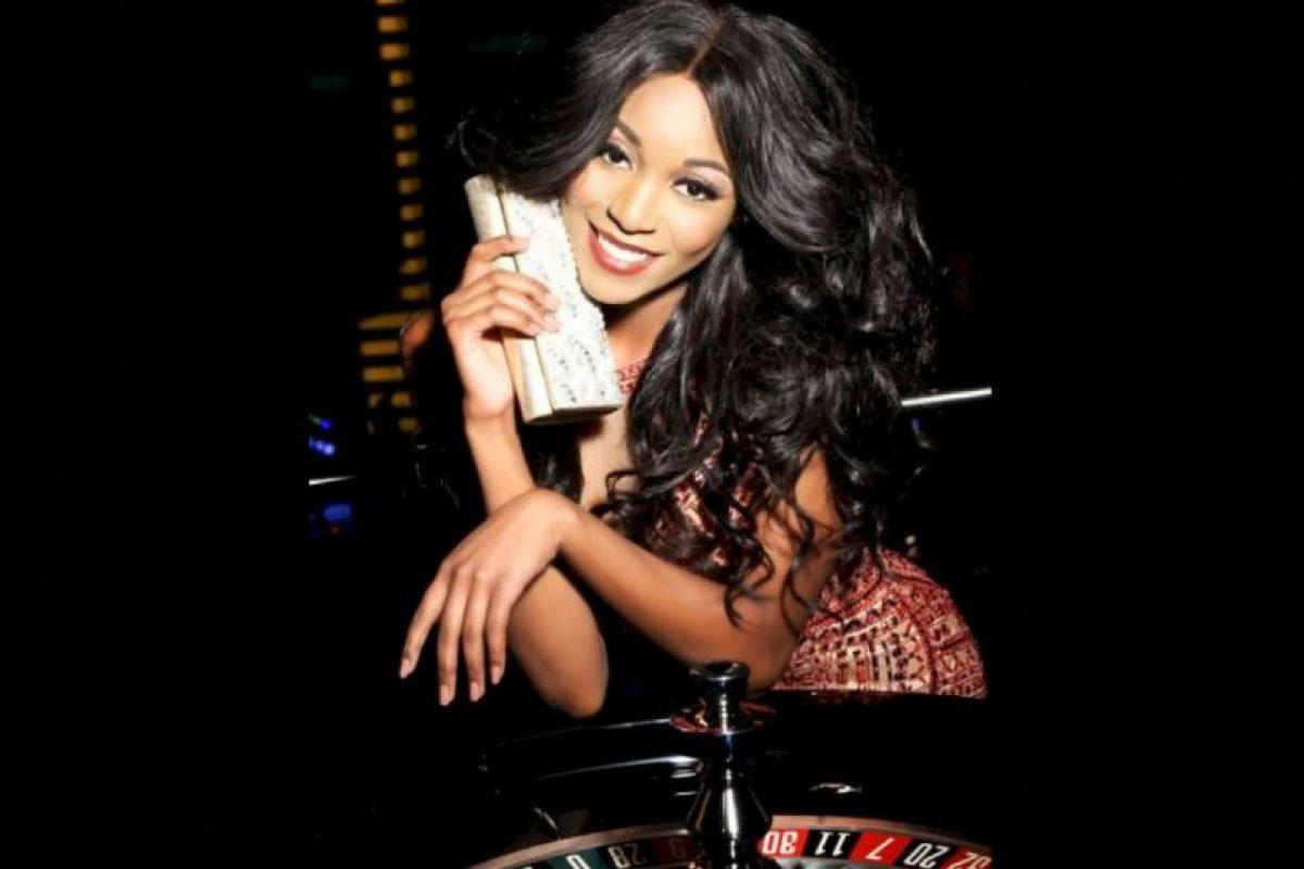 Refilwe Mthimunye es Miss Sudáfrica Foto:Facebook.com/MissUniverse. Imagen Por: