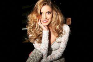 Cynthia Roger Samuel es Miss Líbano Foto:Facebook.com/MissUniverse. Imagen Por: