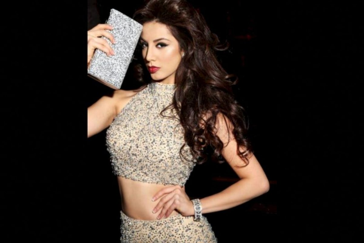 Fabiola Jeimmy Aburto es Miss Guatemala Foto:Facebook.com/MissUniverse. Imagen Por: