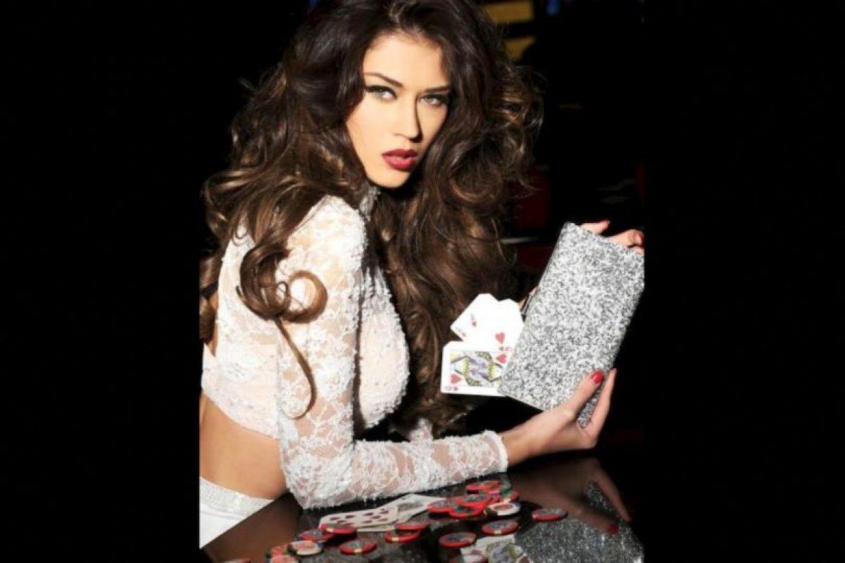 Giada Pezzaioli es Miss Italia Foto:Facebook.com/MissUniverse. Imagen Por: