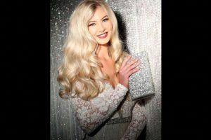 Samantha McClung es Miss Nueva Zelanda Foto:Facebook.com/MissUniverse. Imagen Por:
