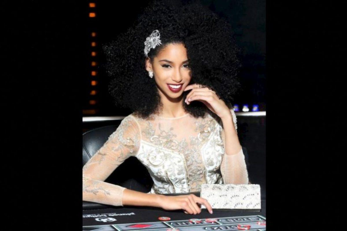 Toria Nichole es Miss Bahamas Foto:Facebook.com/MissUniverse. Imagen Por: