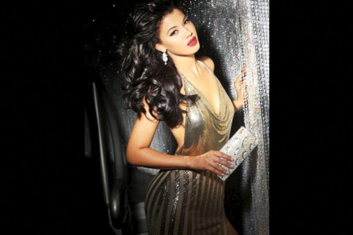 Kanisha Sluis es Miss Curazao Foto:Facebook.com/MissUniverse. Imagen Por: