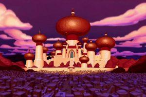 """""""Aladdin"""" es una película animada de Walt Disney Pictures Foto:Disney. Imagen Por:"""
