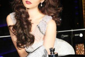 Seoyeon Kim es Miss Korea Foto:vía facebook.com/MissUniverse. Imagen Por: