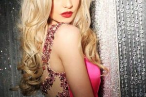 Joanna Cooper es Miss Irlanda Foto:vía facebook.com/MissUniverse. Imagen Por: