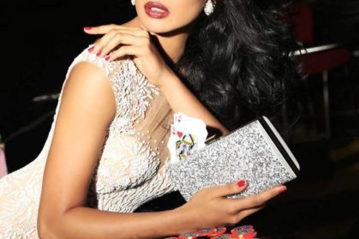 Anindya Putri es Miss Indonesia Foto:vía facebook.com/MissUniverse. Imagen Por:
