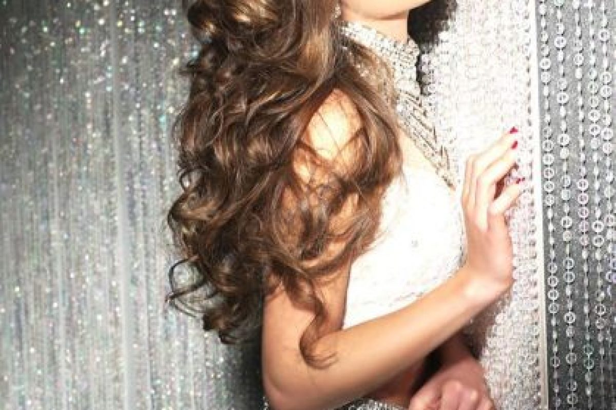 Megi Luka es Miss Albania Foto:vía facebook.com/MissUniverse. Imagen Por: