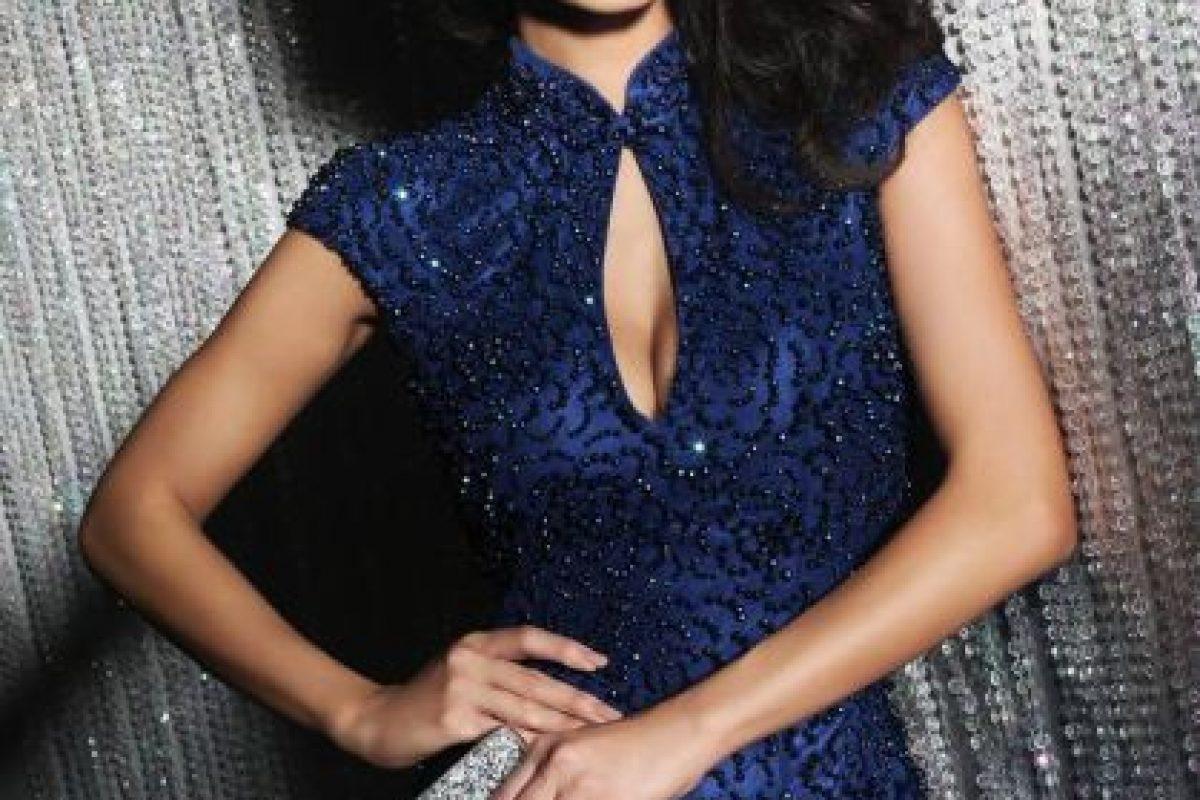 Pia Alonzo Wurtzbach es Miss Filipinas Foto:vía facebook.com/MissUniverse. Imagen Por: