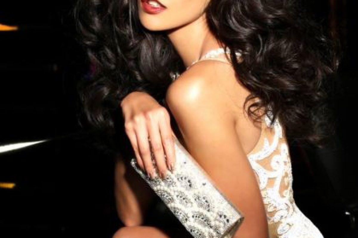 Aniporn Chalermburanawong es Miss Tailandia Foto:vía facebook.com/MissUniverse. Imagen Por: