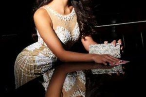 Tonie Chisholm es Miss Islas Caimán Foto:vía facebook.com/MissUniverse. Imagen Por: