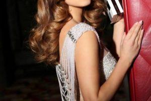 Daša Radosavljević es Miss Serbia Foto:vía facebook.com/MissUniverse. Imagen Por: