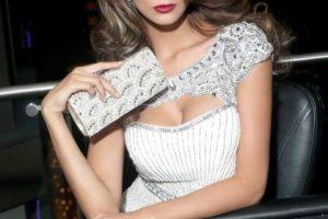 Laura Spoya es Miss Perú Foto:vía facebook.com/MissUniverse. Imagen Por: