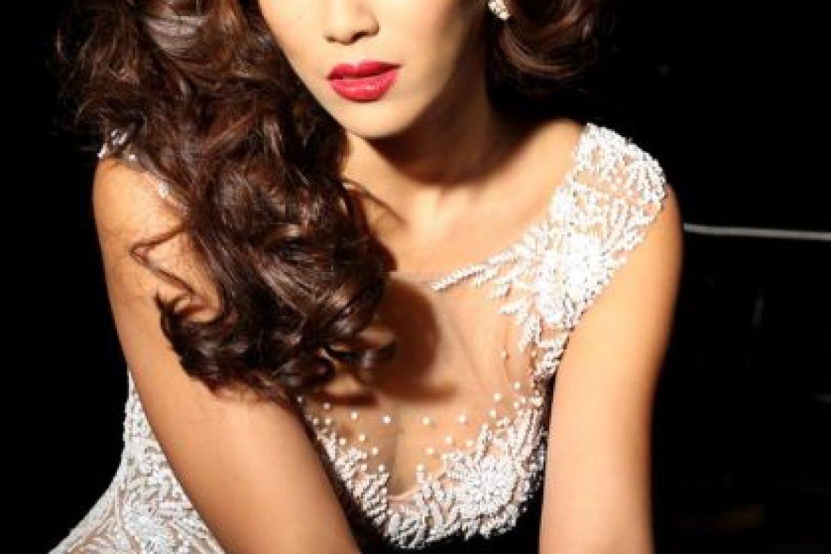 Vanessa Kumares es Miss Malasia Foto:vía facebook.com/MissUniverse. Imagen Por: