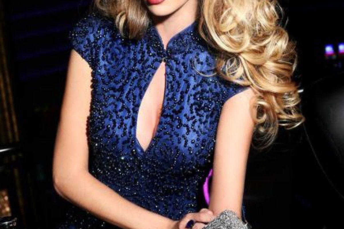 Marthina Brandt es Miss Brasil Foto:vía facebook.com/MissUniverse. Imagen Por: