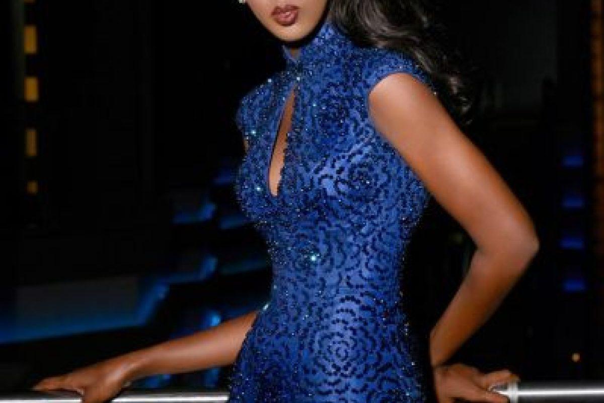 Lorraine Marriot es Miss Tanzania Foto:vía facebook.com/MissUniverse. Imagen Por: