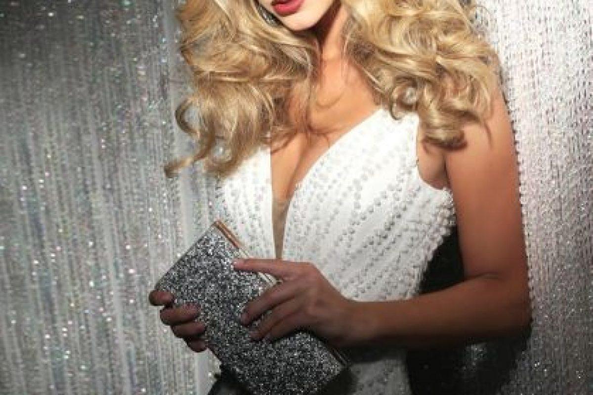 Olivia Jordan es Miss Estados Unidos Foto:vía facebook.com/MissUniverse. Imagen Por: