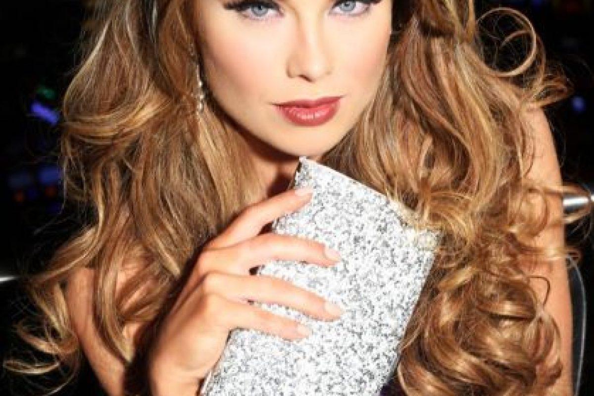 Cecilie Wellemberg es Miss Dinamarca Foto:vía facebook.com/MissUniverse. Imagen Por: