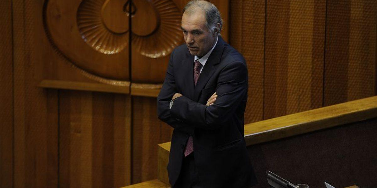 Senador Orpis y Corpesca: